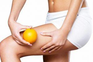 como eliminar la piel de naranja