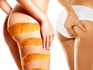 Eliminar la piel de naranja