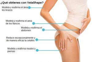 Tratamiento Velashape